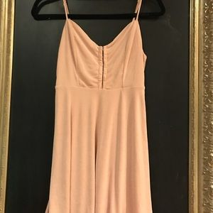 EUC pink forever 21 dress - small